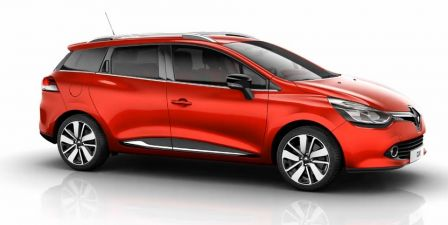 Renault Clio Estate seul sur son segment