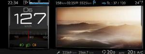 """Ecran 12"""" couleur HD sur le nouveau Citroen C4 Picasso"""
