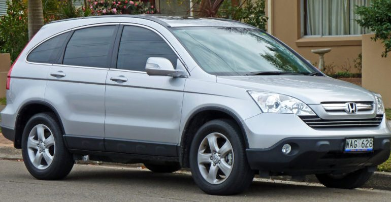Honda CRV d'occasion