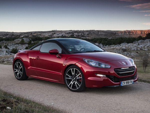 Peugeot RCZ 2014