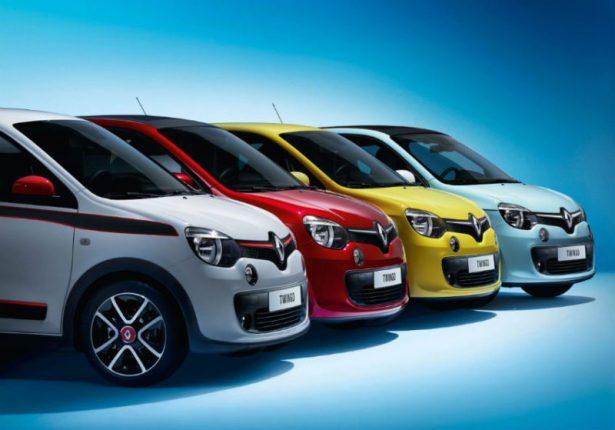Renault Twingo 2014 la gamme définitive