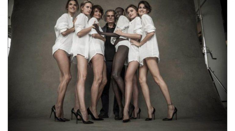 Calendrier Pirelli 2014 50 ans