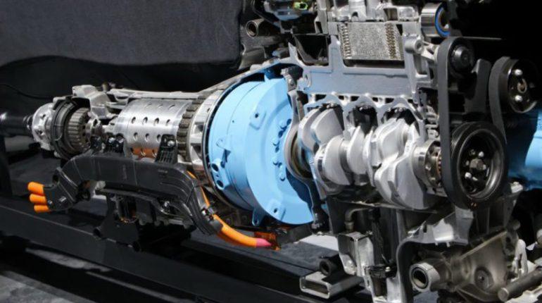 Range Rover Hybrid Concept à Francfort