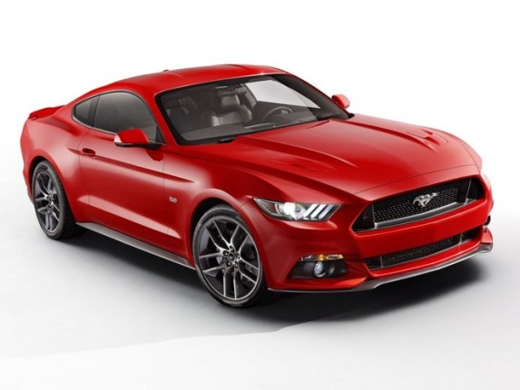 Nouvelle Ford Mustang 2014