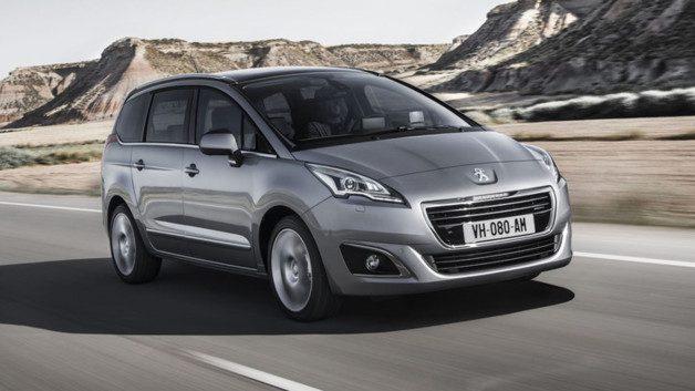 Peugeot 5008 restylé en vente