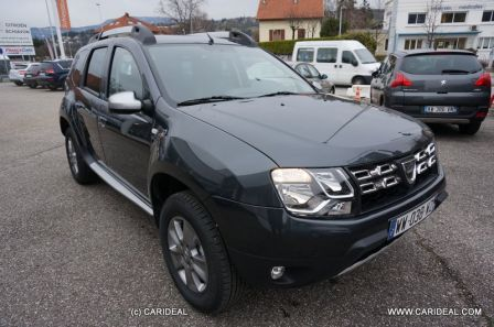 Offre Dacia Duster neuf Fevrier 2014