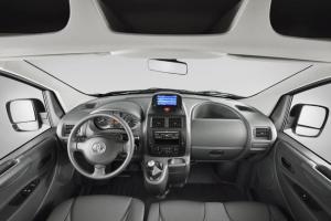 Toyota ProAce intérieur