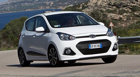La Hyundai i10 change de look