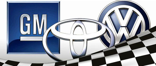 Toyota dépasse General Motors en tant que constructeur automobile le plus vendu