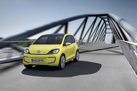 Volkswagen e-UP 2014