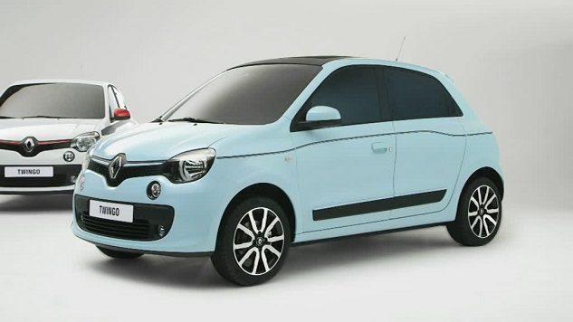 Renault Twingo III 2014 une série limitée pour le lancement