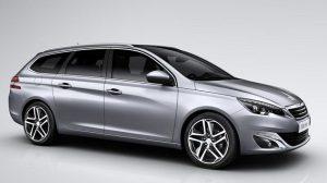 La Nouvelle Peugeot 308 SW monte en Gamme