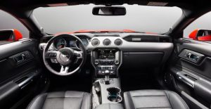 Intérieur Ford Mustang 2015