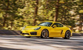 Porsche Cayman GT4-4