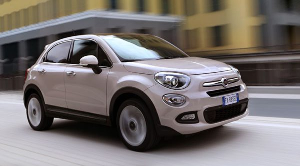 la nouvelle fiat 500x arrive en concession blog auto carid al. Black Bedroom Furniture Sets. Home Design Ideas