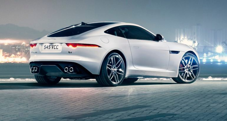 Jaguar F-Type 4x4