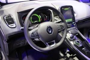 L'intérieur du nouveau Renault Espace 2014