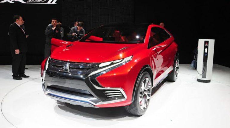 Mitsubishi concept XR-PHEV