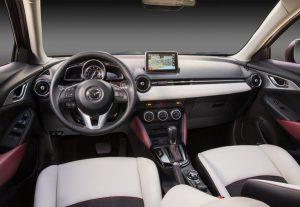 Mazda CX-3 2015 intérieur
