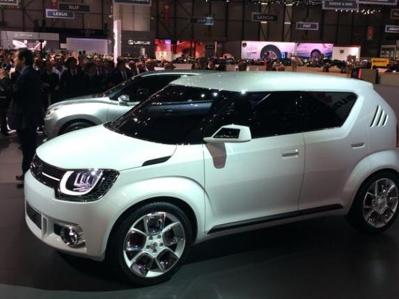 Suzuki concept i-M4
