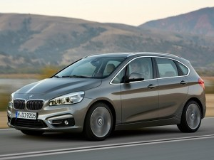 La BMW série 2 Active Tourer sera disponible en septembre