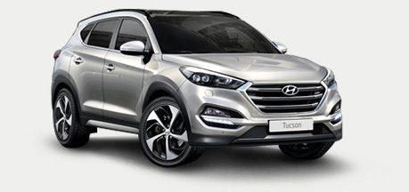 Nouveau Hyundai Tucson 2015 disponible