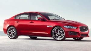 Essai Jaguar XE 2015