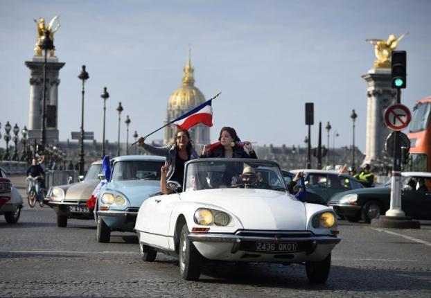 La Citroen DS voiture préférée des français