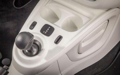 Nouvelle boite automatique Twinamic sur la Smart Fortwo