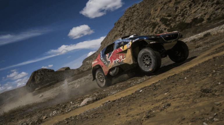 Sebastien Loeb Gagne la cinquième étape du Dakar 2016