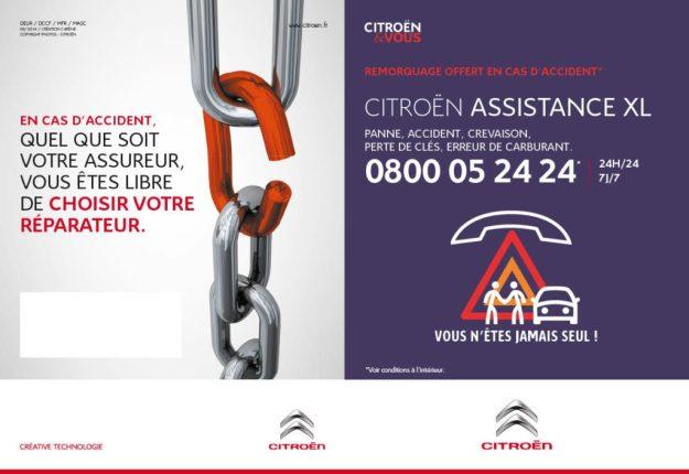 Citroen Assistance XL 7 ans