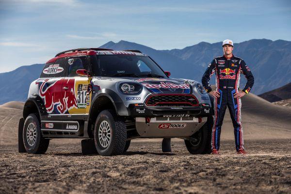 Menzies obligé de se retirer du Rallye Dakar 2017
