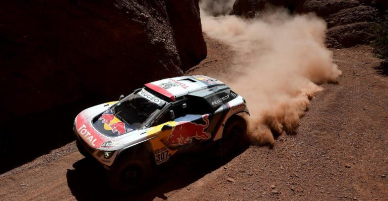 Cyril Despres remporte la quatrième étape du Dakar 2017