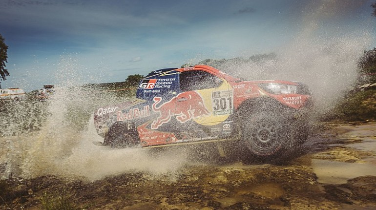 Nasser Al Attiyah remporte la première étape du Dakar 2017