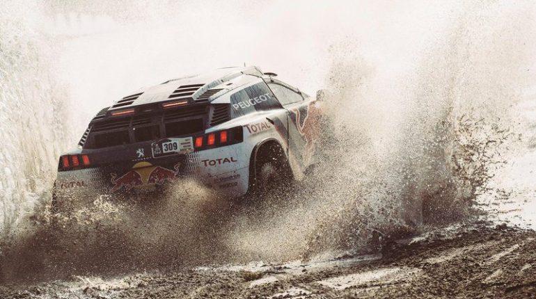Sebastien Loeb remporte l'étape 8 du Dakar 2017