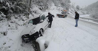 Contre les Accidents il faut s'équiper de pneu hiver