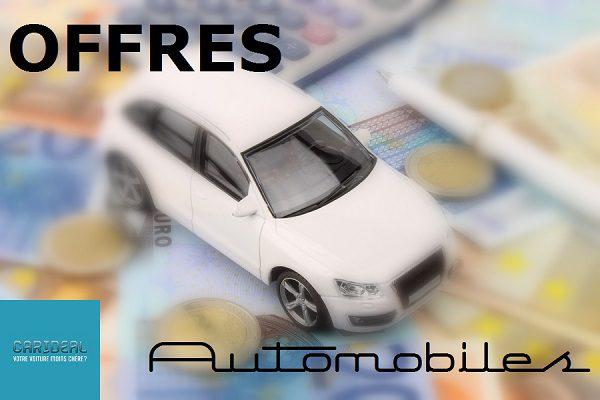 Offres Automobiles