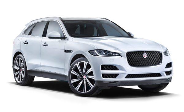 Jaguar F Pace meilleur SUV 2017 de notre guide d'achat