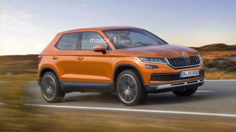 Un petit SUV Skoda devrait sortir en 2020 vu par Motor 1 (c)