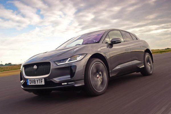 Parmi les meilleures voitures électriques à acheter en 2018 : la Jaguar i-Pace