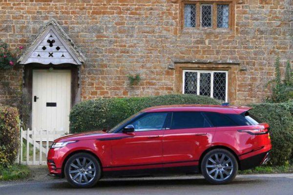 Range Rover Velar diesel 271 ch de 3,0 litres
