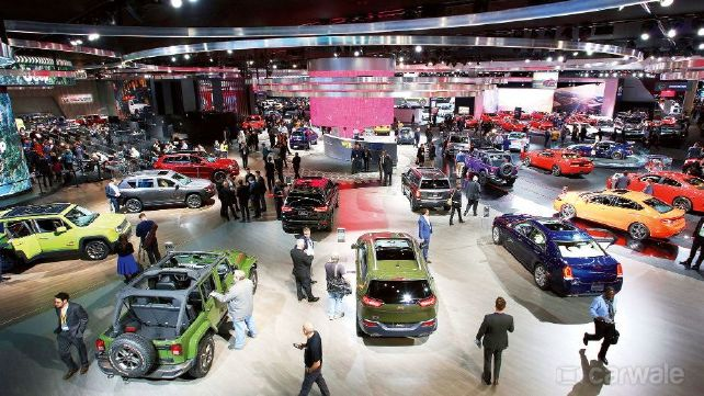 Aperçu du salon automobile de Detroit 2019