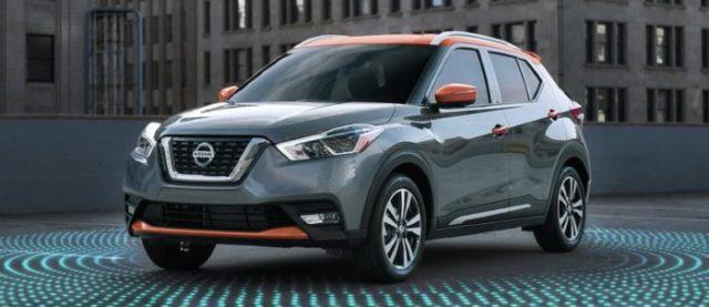 Futurs modèles Nissan : The Kicks