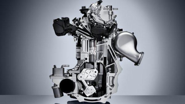 Moteur Nissan VC à compression variable