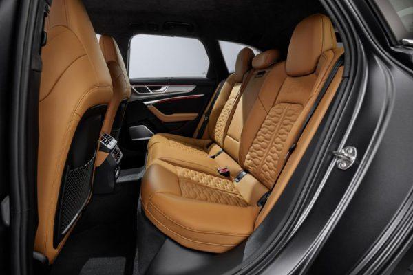 Sièges Audi RS 6 Avant 2020