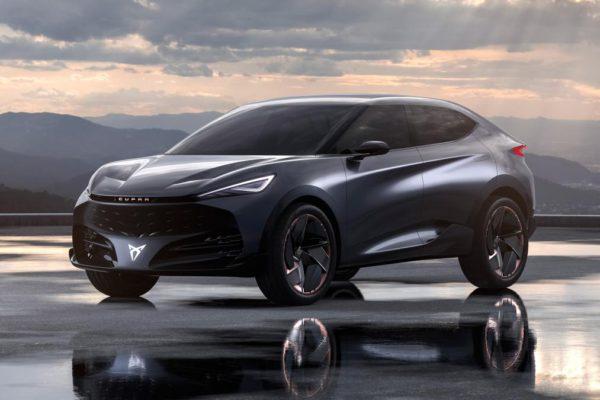 Le nouveau concept Cupra Tavascan dévoilé avant les débuts de Francfort