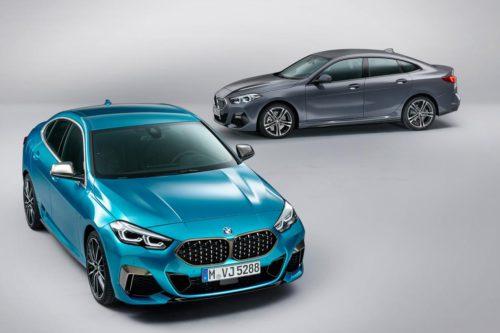Nouvelle BMW Série 2 Gran Coupé 2020 vise à renverser la Mercedes CLA