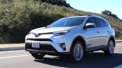 Toyota Rav 4 2016