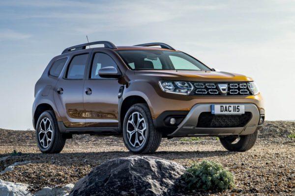 Dacia Duster meilleur 4x4 2019