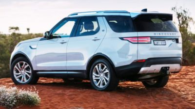 Land Rover Discovery meilleur SUV 2019 2020